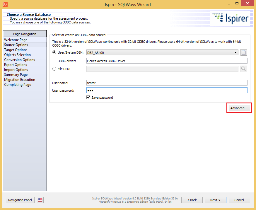 Convert Logical Files from DB2 AS400 [Migration by Ispirer SQLWays]