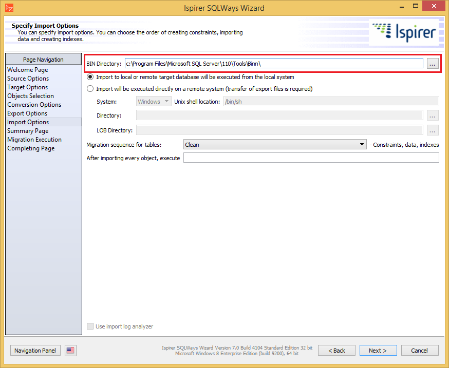 sqlcmd exe' is not Recognized as an Internal or External Command