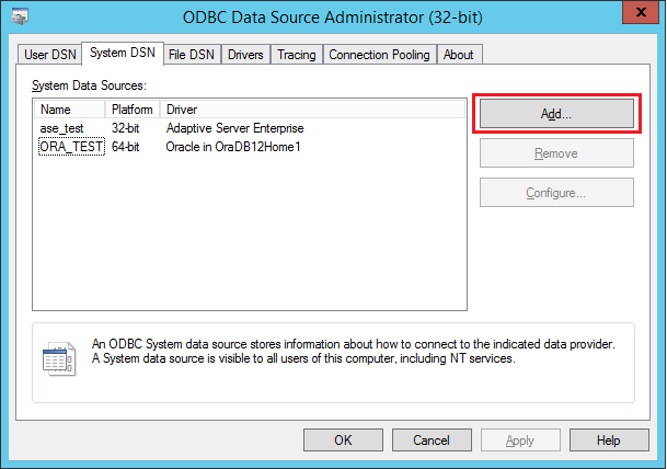ODBC Connection Tuning [Migration by Ispirer SQLWays]