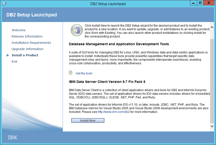 ibm informix odbc driver setup connection