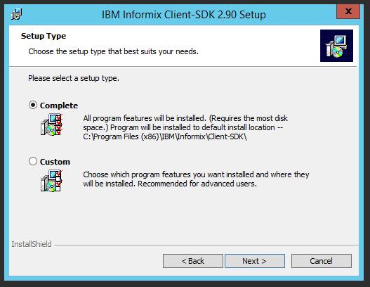 informix client download