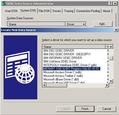 MERANT PROGRESS ODBC DRIVER FOR WINDOWS MAC